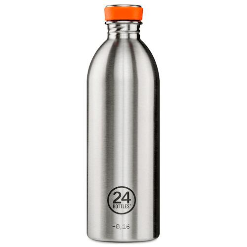 botella acero