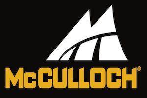 McCulloch motocultor
