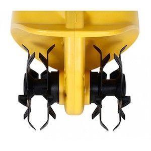 aradora electrica garland mule cuchillas