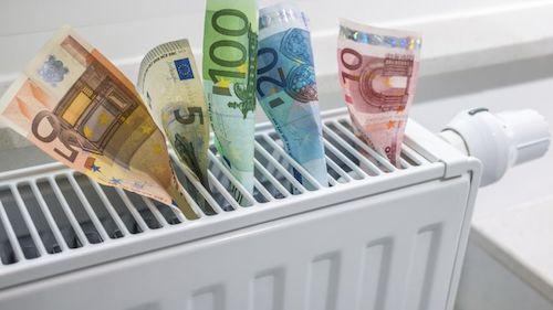 gasto de calefaccion