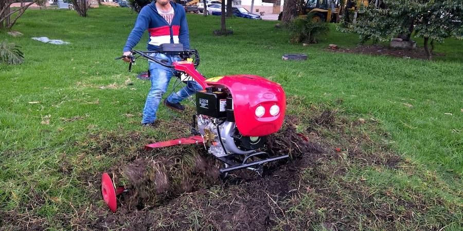 motocultor gasoil