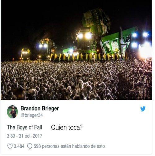concierto o granja de algodon