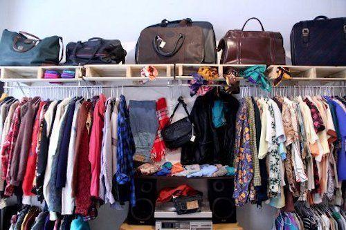 ropa segunda mano