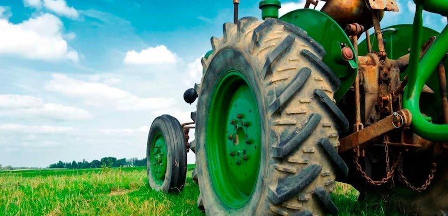 vehiculos agricolas a motor